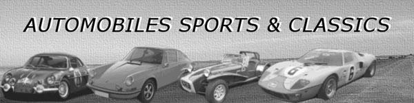 professionnel automobiles sports et classics m canique. Black Bedroom Furniture Sets. Home Design Ideas